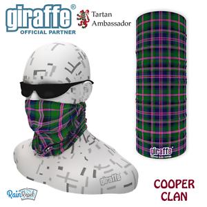 MacLellan Clan Tartan Multifunctional Headwear Bandana tube bandana