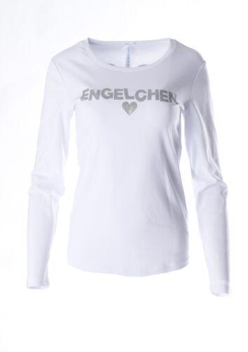 Shirt Mit amp; Flügeln Louisa Weiß 36 S Engelchen Louis pqUfW7c7w
