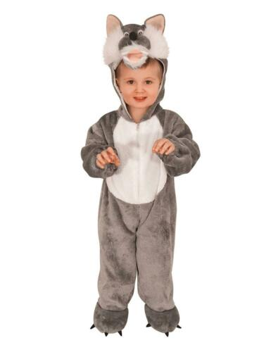 Children Wolf 3 Years Toddler Costume Kids Halloween Party Fancy Dress Outfit