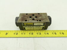 Parker Cpom2bbv 5000 Psi Hydraulic Pilot Operated Check Valve