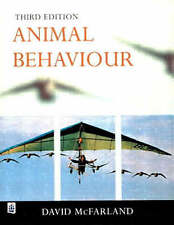 Animal Behaviour: Psychobiology, Ethology and Evolution (3rd Edition) by David