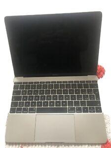 "Apple Macbook 12"" Retina 500GB Space Grey"