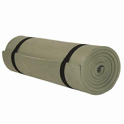 Highlander Olive Nato Foam Roll Mat - 4 Season - military army camping