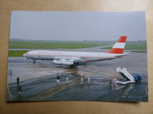 COLLECTION VILAIN N° 81 AUSTRIAN AIRLINES  B 707 329   OE-LBA