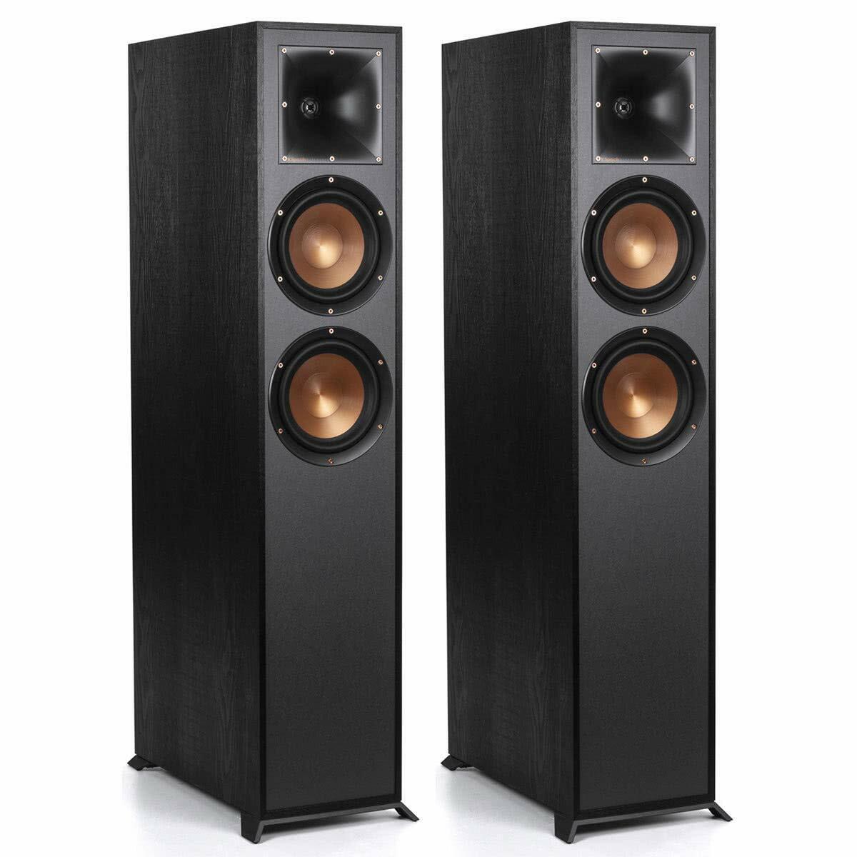 Klipsch R-625FA Dolby Atmos Floorstanding Speaker (Pair)