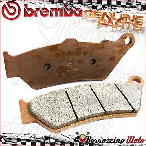 Brembo 07BB03SA Plaquettes de Frein sinterizzate BMW F 650/700/800/gS g650/hP2/enduro