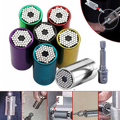 2pcs Set Tool Mechanics Socket Wrench Craftsman Piece Sockets Ratchet Car Tool