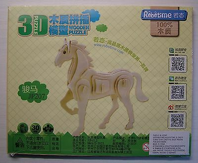 Pferd In 3d Anzeigen