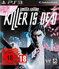 Killer is Dead -- Limited Edition (Sony PlayStation 3, 2013)
