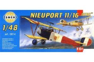 SMER-0814-1-48-Nieuport-11-16-Bebe