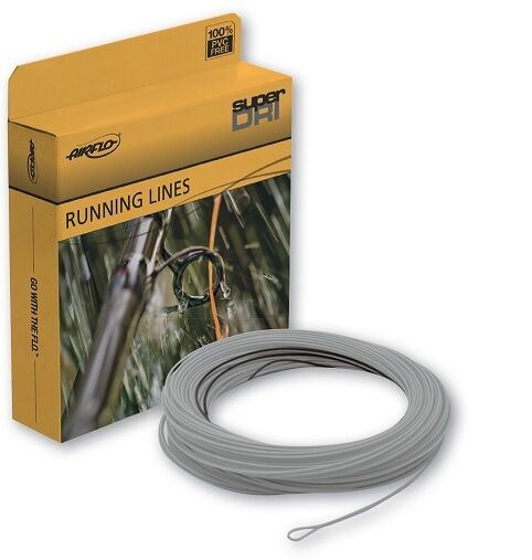 Airflo NEW Ridge Extreme Running Fishing Line With Oversized Flexi-loop