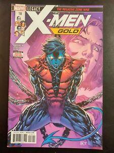 X-MEN-GOLD-18-2018-MARVEL-Comics-VF-NM-Book