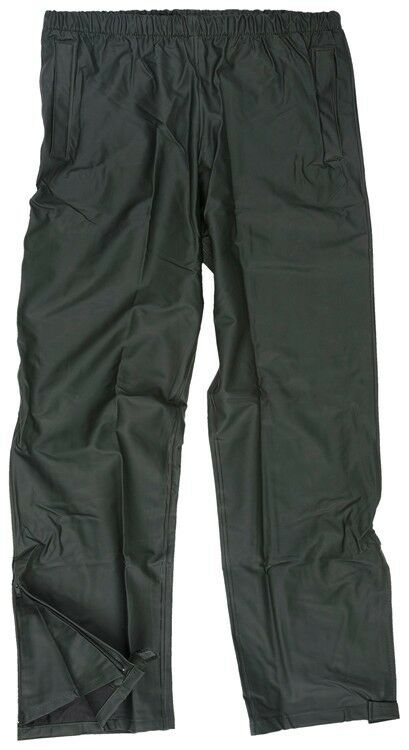 Life Line Cascade Trouser Flexothane Regenhose Wetterhose Überhose green XXL 56