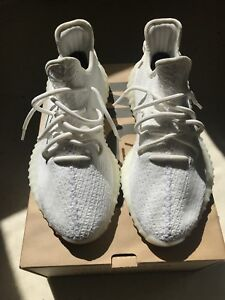 c9d2e9a64 Image is loading yeezy-boost-350-v2-cream-white-size-9