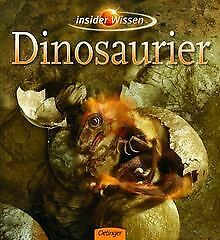 Insider-Wissen-Dinosaurier-von-Long-John-Buch-Zustand-gut