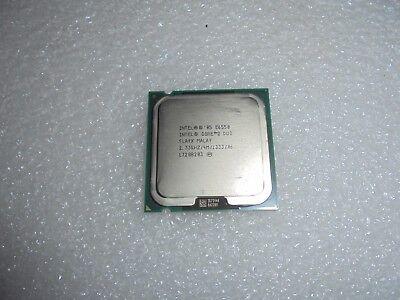 E6550 Socket 775 SLA9X Tested Intel Core 2 Duo // 2.33GHz // 4M // 1333 MHz