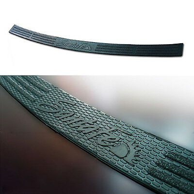 Rear Bumper Trunk Pad Scuff Rubber Protector for 2010 2011 2012 Hyundai Santa Fe
