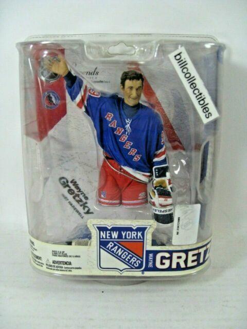 2007 McFarlane Hockey NHL Legends Series 5 Wayne Gretzky #10