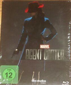 Marvel-039-s-Agent-Carter-Die-komplette-Serie-Steelbook-4-Disc-Edition-NEU-OVP