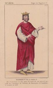 Dagobert-Ier-Roi-des-Francs-Merovingiens-Austrasie