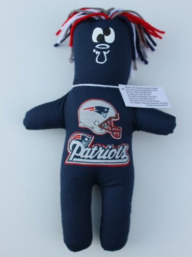 *New England PATRIOTS FRUSTRATION Doll Football dammit Stress Relief