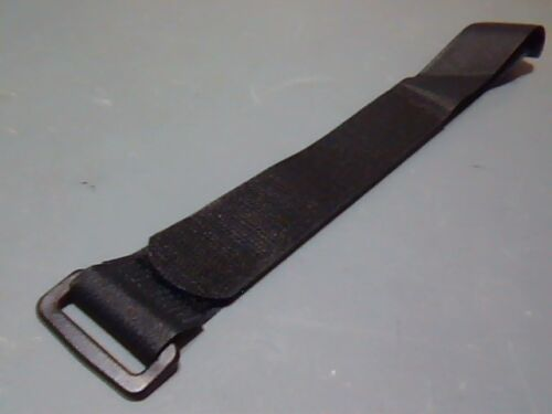 """Accordion Shutter Straps 1/""""x24/"""" Black Many uses New 1 Strap Tension Loop"""