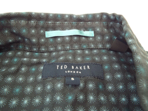 Mens Mens Ted Shirt Ted Shirt Baker Baker Mens Baker Shirt Ted Ted 1nq6Ewa