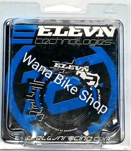 ELEVN BMX ALUMINUM COG 18T BLACK