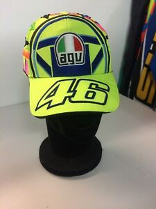 Cappellino Vr46 Vr46 Agv Cappellino One Size One Agv Size A4qtwvzO