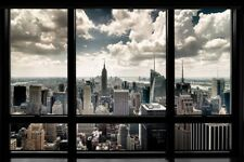 NEW YORK CITY - WINDOW POSTER 24x36 - NYC 51250