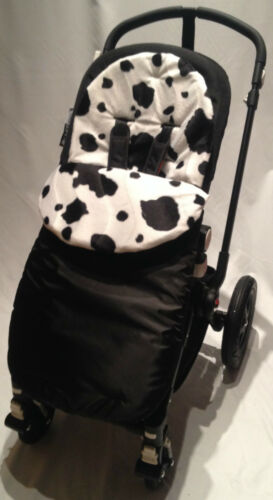 ANIMAL PRINT FOOTMUFF COMPATIBLE WITH GRACO MOSAIC//STADIUM DUO//QUATTRO
