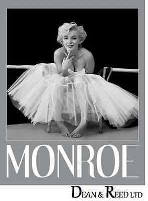 Marilyn Monroe Ballerina - Silver In - Mini Poster - 40cm x 50cm MPP50203 - M48