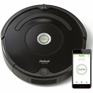 Robot Aspirapolvere iRobot Roomba 671  connessione Wi-Fi
