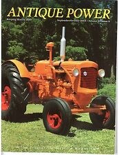 Gilson Tractor, Minneapolis Moline UTS, Best Holt Crawlers, Holder AM2, Ford 541