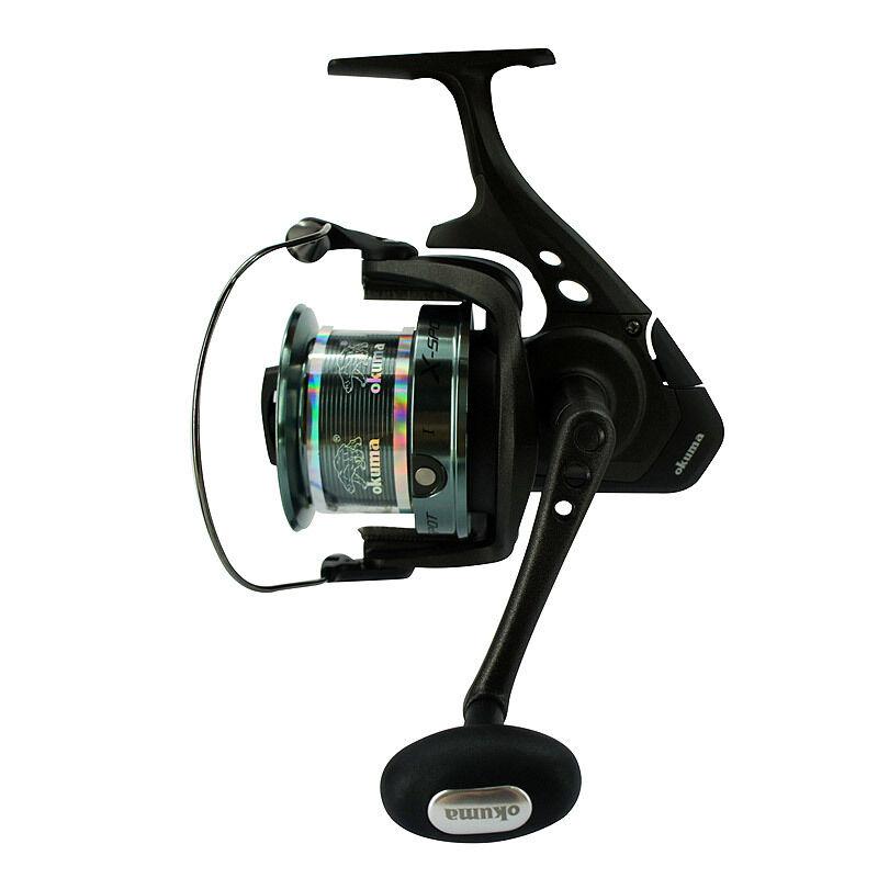 OKUMA XSpot 80 REEL Spod & Marker Mulinello da Pesca  49655 NUOVO Pesca Carpa