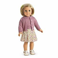 American Girl Kit's Doll No Book 18 Outfit Skirt Sweater Bloomers Historical