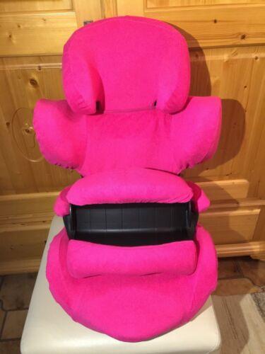 Sommerbezug Schonbezug Frottee für Kiddy Phönixfix 3 NEU pink