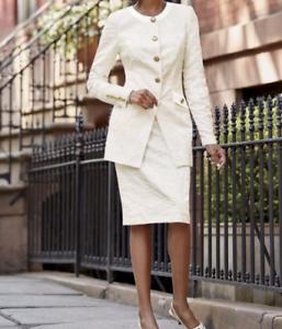Plus sz 24W Kaden 2-Piece Skirt Suit church wedding by Ashro new