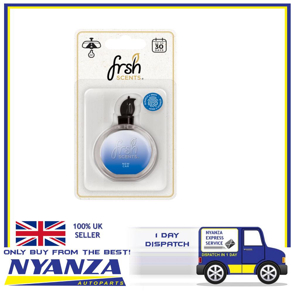 Frsh Scents Luxury Air Freshener New Car 5037409099446 Ebay