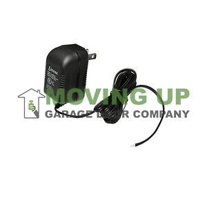Linear tf524 120 to 24 volt transformer ac power adapter for 12 volt door opener
