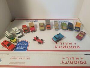 Lote-de-14-Autos-Matchbox-Lesney