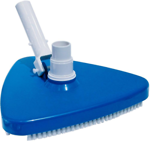 Pool Vacuum Cleaner Head Brush Durable Swimming Vinyl