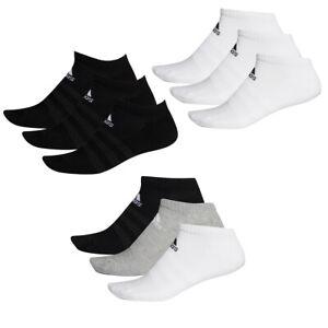 3-Paar-adidas-Performance-No-Show-Sneaker-Socken-Gr-35-54-Unisex-Kurzsocke