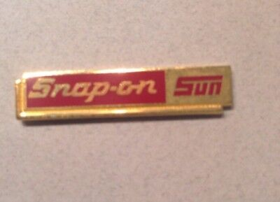 Vintage Snap-On Tools  Lapel hat Pin Snap On #1 World Wide