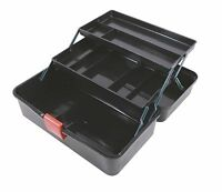 Pro Art 13-Inch Art Box, Black Craft Supplies