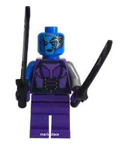LEGO-76020-Guardians-of-the-Galaxy-NEBULA-Minifigure-NEW