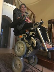 ibot 4000 electric wheelchair balance 4wd stairs ebay