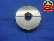 38 18 Npt L1 Modified Torque Pipe Thread Ring Gage 375 38 18 Npt L 1