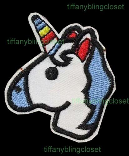 """HOTFIX  RHINESTONES HEAT TRANSFER IRON ON PATCH  /""""Unicorn Small Patch/"""""""