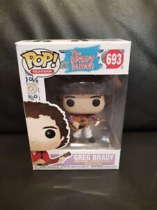 POP-GREG-BRADY-693-THE-BRADY-BUNCH-Vinyl-Action-Figure-New-listing-2